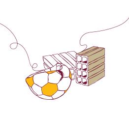 36f1a100512e4 Thumb da listagem padrão- A bola vai rolar e o Brasil ainda tem obra ...